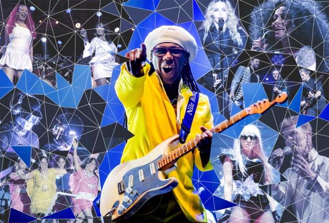 Hitmaker Nile 'Le Freak' Rodgers grote attractie op discofeestje Bospop