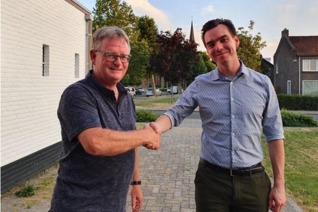 Armand Wolfs nieuwe dirigent Société St. Martin Fanfare de Stein