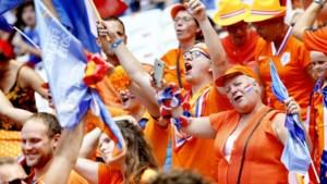 Bijna 5,5 miljoen kijkers zien Oranje verliezen