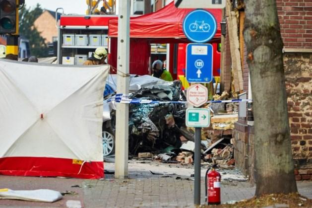 Lachgaspatronen gevonden in auto Belgisch verkeersdrama