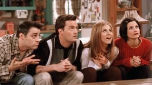 Domper voor Netflix: Friends verdwijnt en gaat naar concurrent HBO Max