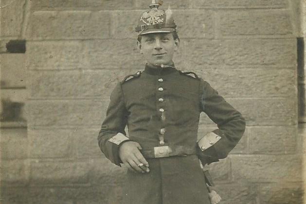 De onbekende soldaat uit de eigen familie
