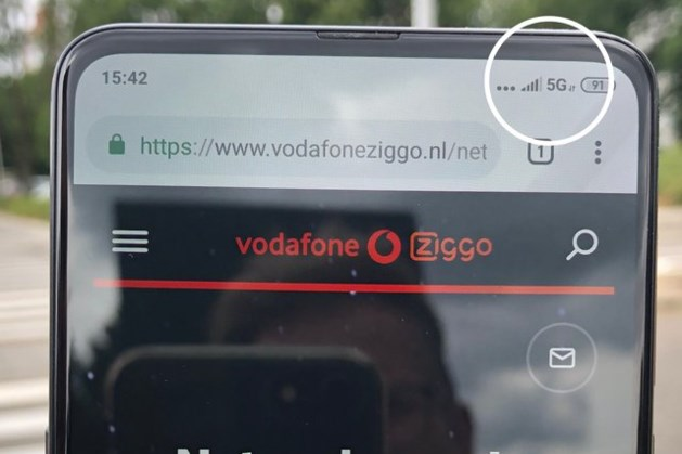 Vodafone maakt eerste 5G-verbinding in Maastricht