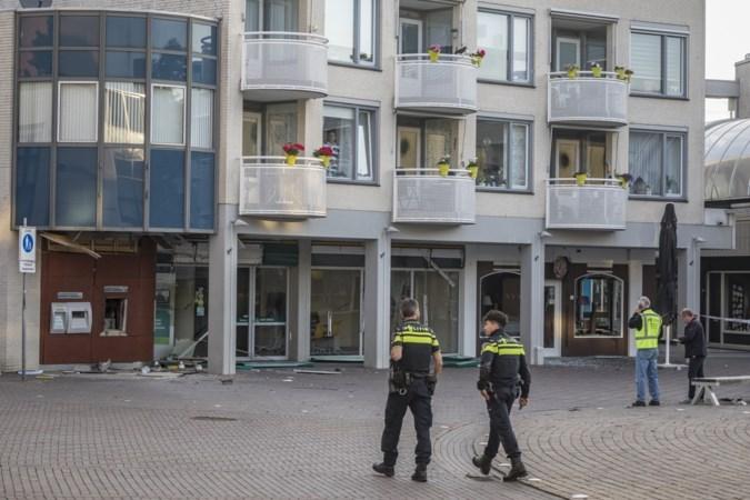 Omwonende na plofkraak in Landgraaf: 'Pinautomaat onder woningen zou eigenlijk niet mogen'