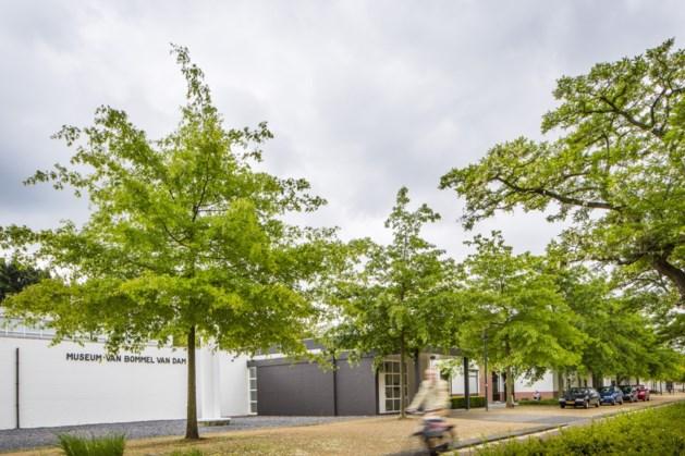 Laatste expo Van Bommel van Dam voor verbouwing
