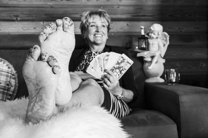 Wilma duidt je karakter door je tenen te lezen