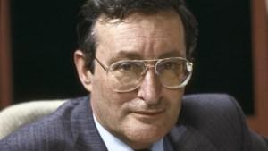 Journalist Ed van Westerloo (81) overleden