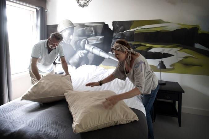 Bed and breakfast The Project staat symbool voor het opkrabbelen van Heerlen