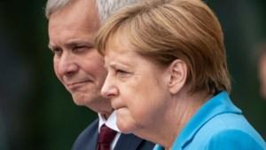 Merkel wéér geplaagd door trillingen, derde aanval in drie weken tijd