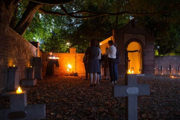 Ursulinenconvent focust tijdens Museumnacht op het thema 'Oorlog en vrede'