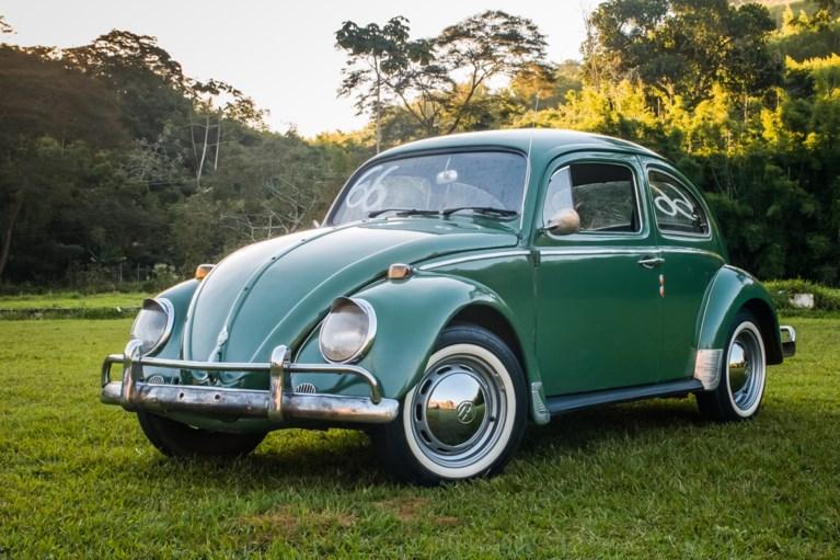 Laatste Volkswagen Kever rolt van de band