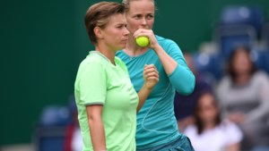 Schuurs uitgeschakeld in kwartfinales op Wimbledon