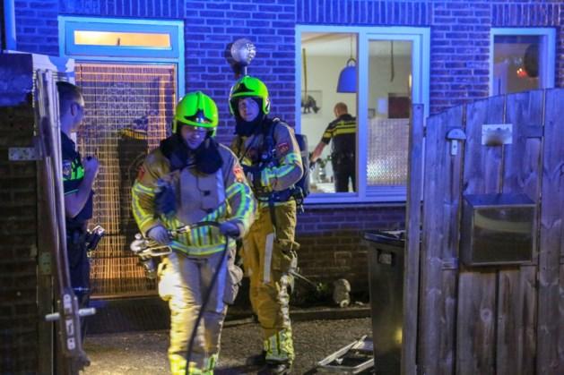 Gewonde bij kleine keukenbrand in Baexem