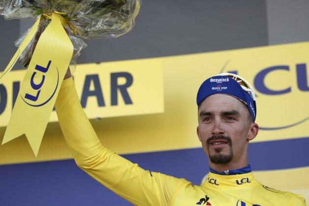 Eerste zware bergrit voor renners in Tour