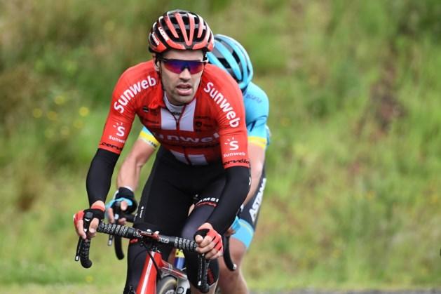 Sunweb denkt met Dumoulin nog niet aan Vuelta