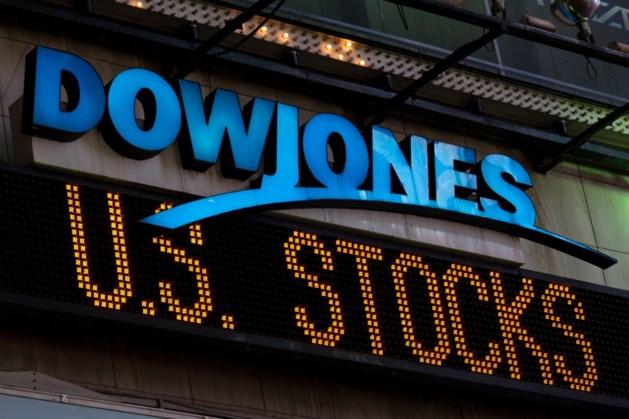 Dow breekt door grens 27.000 punten