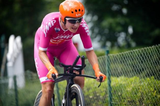 Derde etappezege voor Vos in Giro Rosa
