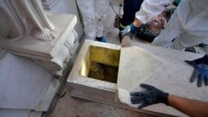 Verbazing in Vaticaan na openen graven: verdwenen Emanuela (15) nog altijd spoorloos