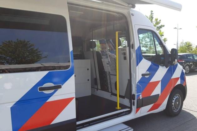 Politie Westelijke Mijnstreek beschikt vanaf nu over mobiele wijkbus