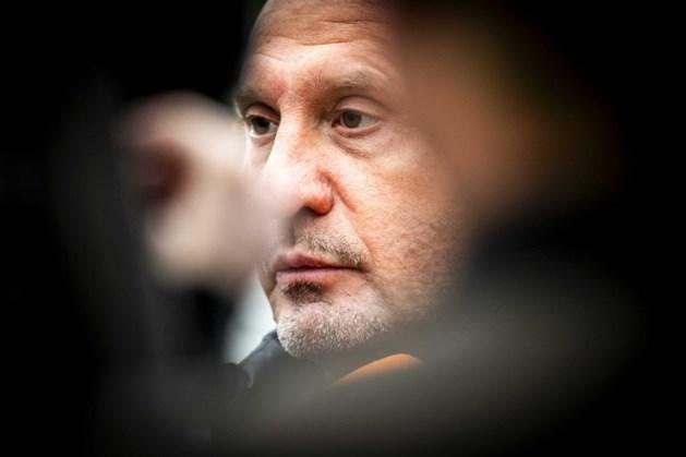 Klaas Otto: 'Niet grote leider van No Surrender'