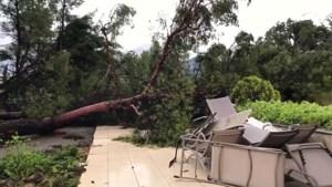 Video: Tornado trekt over Griekenland, zes toeristen komen om
