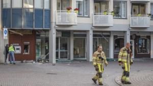 Deel explosief nog in pinautomaat na plofkraak: winkelcentrum ontruimd
