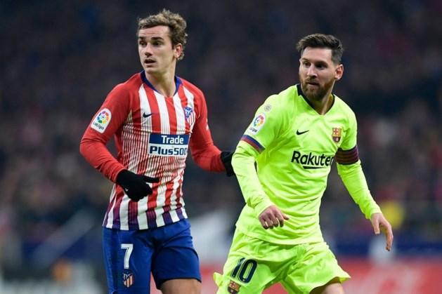FC Barcelona neemt Griezmann voor 120 miljoen over van Atlético