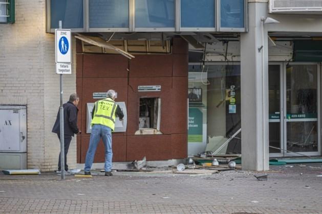 Opnieuw plofkraak op geldautomaat in Aken