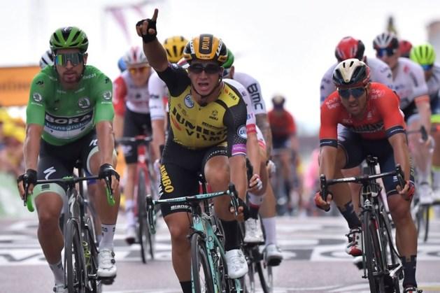 Groenewegen sprint naar zege in langste Tour-rit