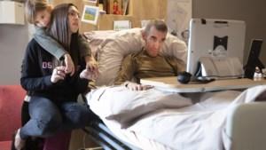 Schotse fans zamelen geld in voor dochter en vrouw Fernando Ricksen: 'Het is echt geweldig'