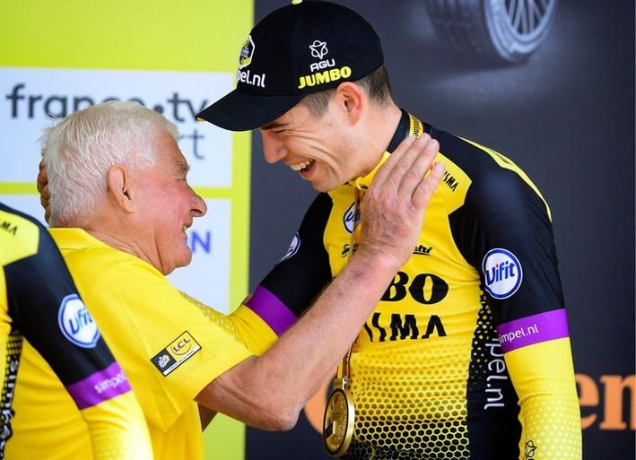 Opa Poulidor: Over twee jaar start Mathieu van der Poel in de Tour
