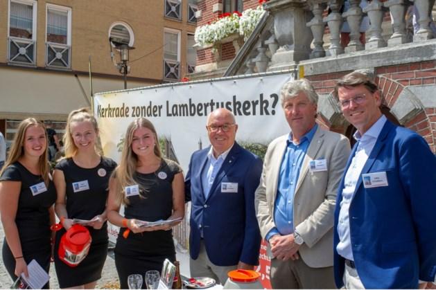 Zeg het maar… Stichting Behoud Sint Lambertuskerk