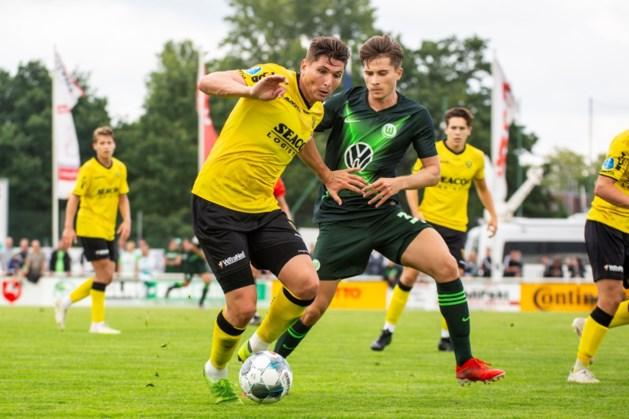 VVV in oefenwedstrijd gelijk tegen VfL Wolfsburg