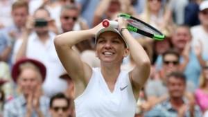 Uitstekende Halep wint Wimbledon na eenzijdige finale