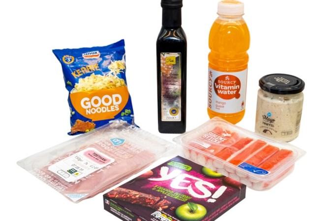 Nepproducten in de supermarkt: zo word je geflest waar je bij staat