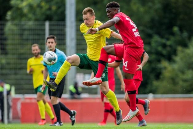 Oefenzege Fortuna op Champions League-deelnemer Leverkusen