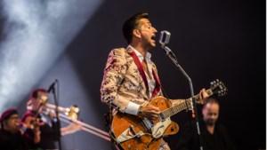 Retestrakke rock-'n-roll van Danny Vera op Bospop