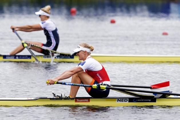 Skiffeuse Scheenaard verrast met brons