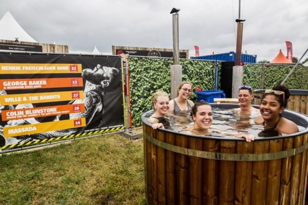 Buiig Bospop stroomt vol met festivalbezoekers