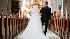 Nog maar één op tien Limburgers trouwt voor de kerk