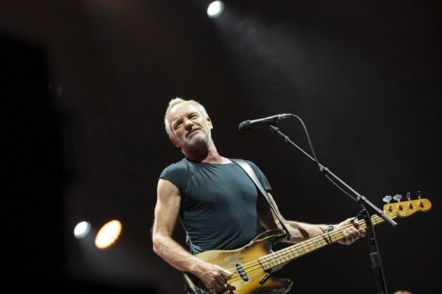 Sting zegt nog eens drie optredens af