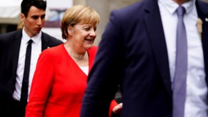 Duitsers: bibberaanvallen Merkel privézaak