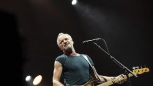 Video: Optreden Sting op laatste moment toch nog geannuleerd