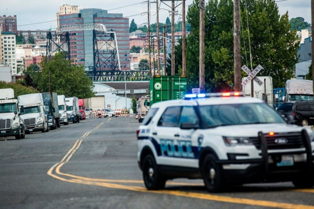 Immigratiecentrum VS ontsnapt aan ramp: gewapende man probeerde tank te laten ontploffen