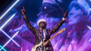 Afsluiter Bospop: hitmachine Nile Rodgers draait op volle toeren