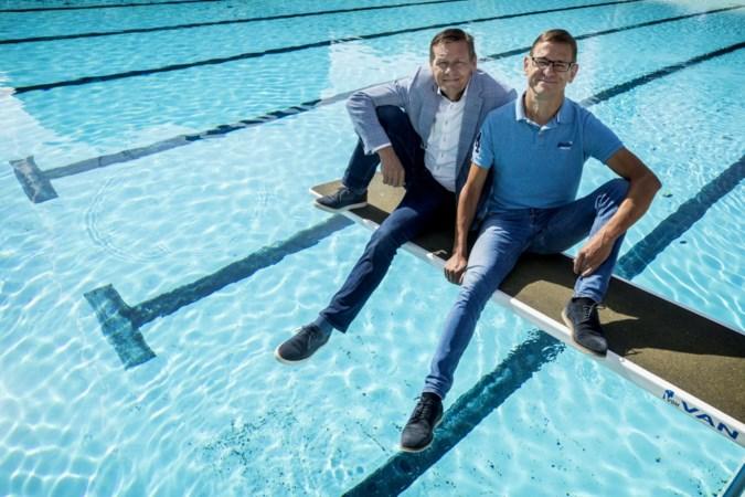 Zwembroers uit Eijsden dragen stokje over aan jongere generatie