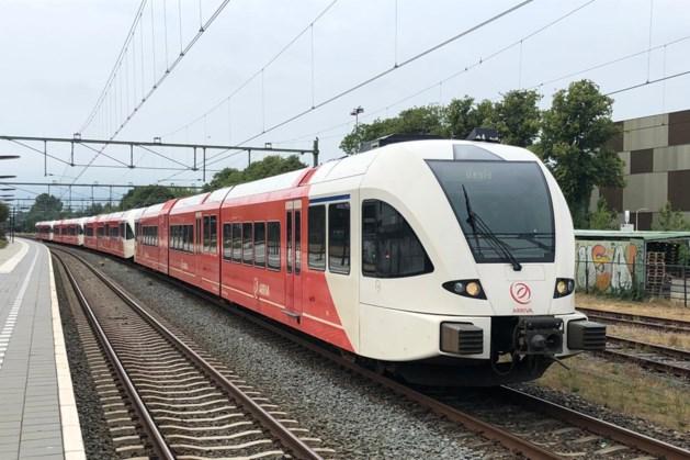 Groningse trein helpt in Limburg tijdens vierdaagse