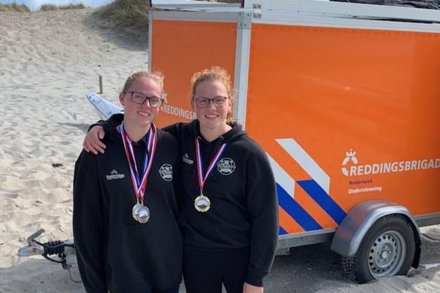 Weerter zusjes Klomp in Nationaal Juniorenteam Lifesaving