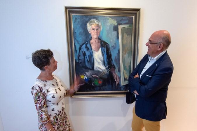 Tante Lach exposeert postuum in Sittard: 'Het is erfgoed uit deze regio'