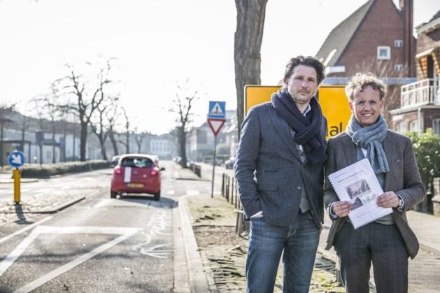 Einde haaks parkeren op noordelijk deel Deken van Oppensingel Venlo